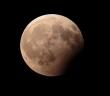 Luna eclisse parzile