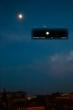 Luna e Giove 21 lugl 18