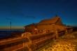 Rifugio al tramonto
